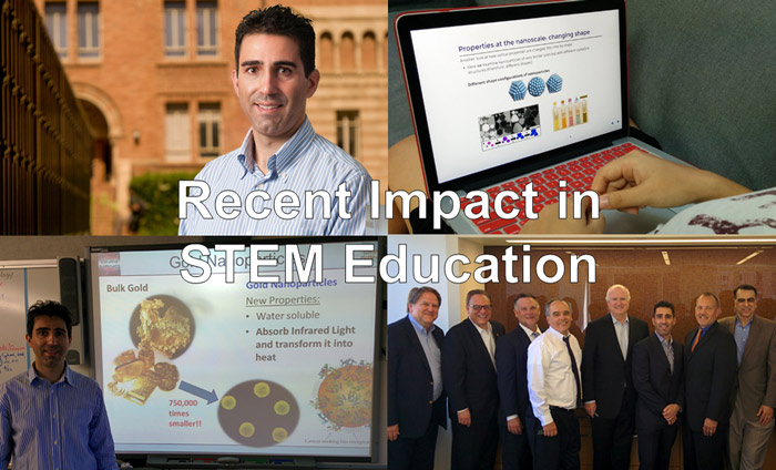 Omni Nano Impacts the Future of STEM Education with our Cutting Edge Curricula and Workshops