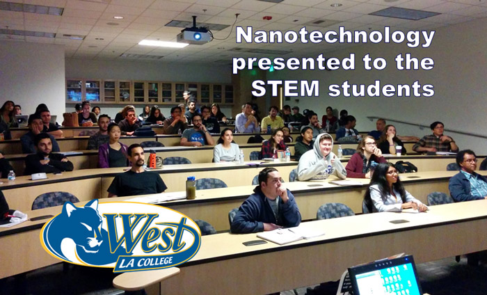 Omni Nano Sparks Student Interest in Nanotech before Spring Course
