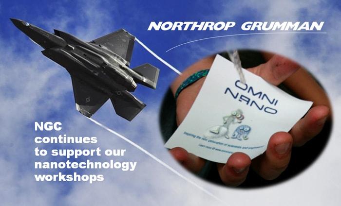 Northrop Grumman Renews Support for Nanoscience