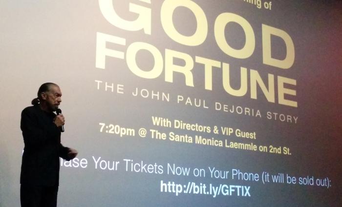 John Paul DeJoria, keynote speaker at METal on July 1st, 2017
