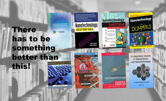Omni Nano digital curriculum surpasses current textbooks for nanotechnology courses.