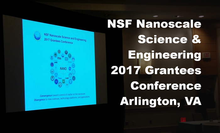 Omni Nano attended the 2017 NSF Nanoscale Science and Engineering Grantees Conference in Arlington, VA.