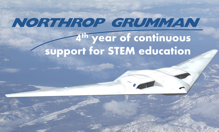 We are honored to continue working with Northrop Grumman to bring more STEM education to the schools in their communities, including El Segundo and Redondo Beach.