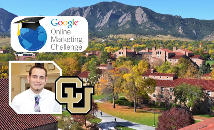 Google coordinated a project between Omni Nano and Master's students at the University of Colorado Boulder to improve our digital marketing campaign while honing students' advertising skills.