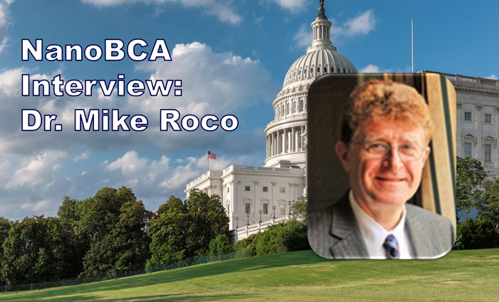 One of the many benefits of NanoBCA membership is exclusive access to the biggest names in nanotechnology, like the NSF's own Dr. Mike Roco